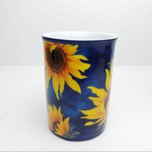 Vintage Sunflower Mug